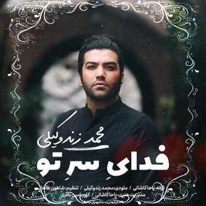 دانلود آهنگ جدید محمد زند وکیلی بنام فدای سر تو + پخش آنلاین