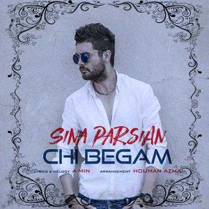 آهنگ جدید سینا پارسیان بنام خب چی بگم + پخش آنلاین