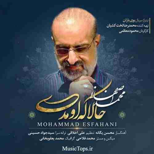 آهنگ جدید محمد اصفهانی بنام حالا که اومدی + پخش آنلاین