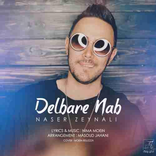 آهنگ جدید ناصر زینعلی بنام دلبر ناب + پخش آنلاین