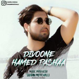 آهنگ جدید حامد پاشا بنام دیوونه + پخش آنلاین