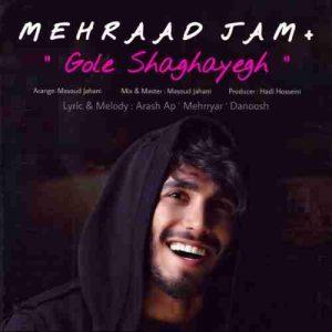 آهنگ جدید مهراد جم بنام گل شقایق + پخش آنلاین