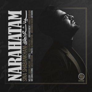 آهنگ جدید سینا شعبانخانی بنام ناراحتم + پخش آنلاین