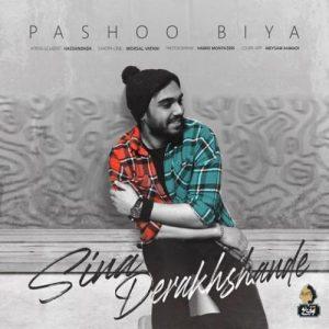 آهنگ جدید سینا درخشنده بنام پاشو بیا + پخش آنلاین