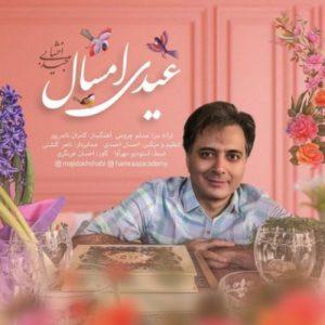 آهنگ جدید مجید اخشابی بنام عیدی امسال + پخش آنلاین